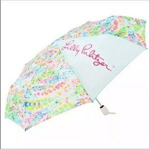 NIP Lilly Pulitzer Catch the Wave umbrella